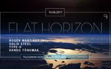 Flat Horizon: Roger Martinez @ Club 9/11, Tallinn
