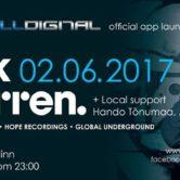 Mull Digital offical app launch: Nick Warren
