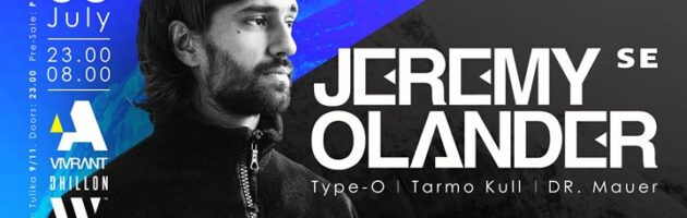 9/11 presents: Jeremy Olander (SE)