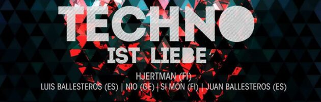 Techno ist Liebe 2Y B-day vs Circus 06.09