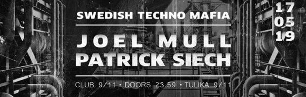Swedish Techno Mafia: Joel Mull & Patrick Siech