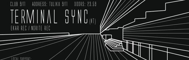 9/11 presents: Terminal Sync (ITALY, Norite Rec)