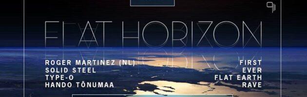 Flat Horizon: Roger Martinez