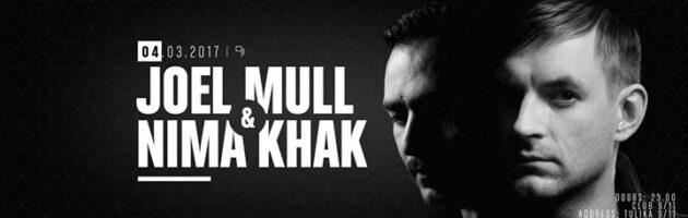 Joel Mull & Nima Khak