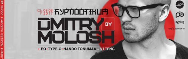 Hüpnootikum: Dmitry Molosh (BY)