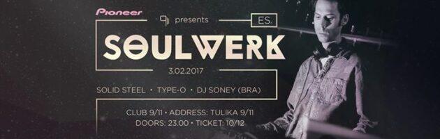9/11 presents: Soulwerk (ES)